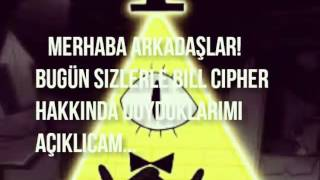 Esrarengiz Kasaba/ Bill Cipher Heykeli