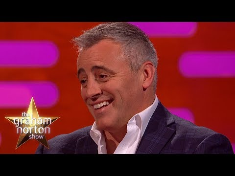Matt LeBlanc Accidentally Ate Rachel's Meat Trifle on Friends |  The Graham Norton Show