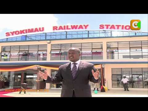 New Rail Transport For Nairobi