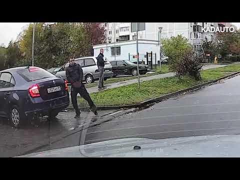 Инцидент в Чкаловске. Калининград. 07.10.18