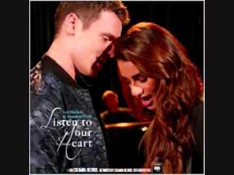 Glee season 6 -Listen to your heart Rachel & Jesse