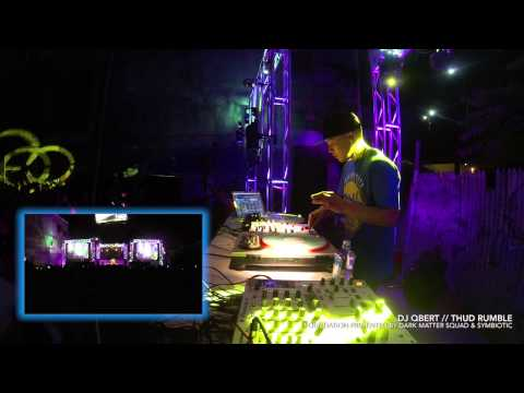 DJ Qbert @ Foundation, Presented by Dark Matter & Symbiotic