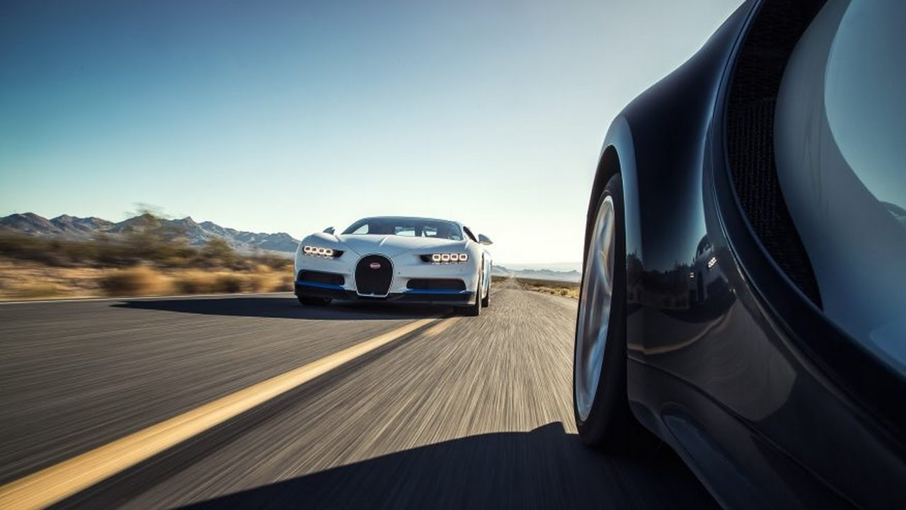 2017 bugatti chiron at top speed 1500 hp in death valley. Black Bedroom Furniture Sets. Home Design Ideas