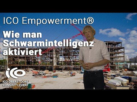 ICO-Empowerment® | FILM 5 | Wie man Schwarmintelligenz aktiviert | Peter Tümmers