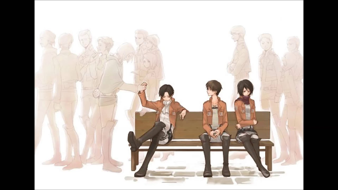 Attack On Titan Cute Wallpaper Shingeki No Kyojin Levi Theme Piano Youtube