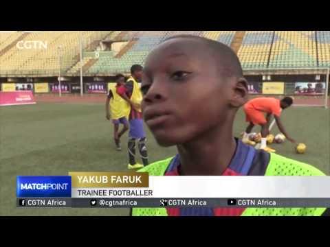Catalan club to nurture 400 football upstarts from across Nigeria