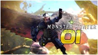 Monster Hunter  World 01 - Ankunft in der neuen Welt