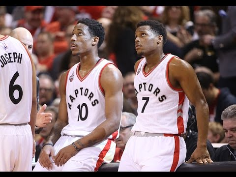 OH BUT IM STUPID!? LOWRY AND DEROZAN CHOKE AGAIN!!