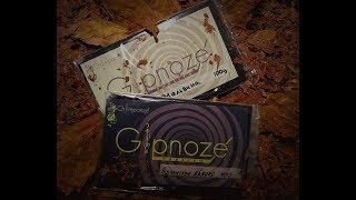 Обзор табака Gipnoze в VM BAR первые покуры первые впечатления!