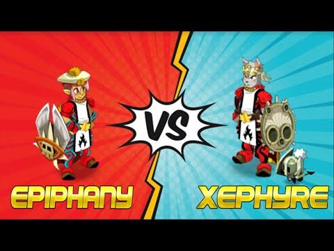 [Dofus] PvP - The Epiphany vs Xephyre