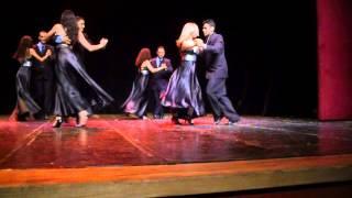 apresentação de dança de salão veiga valle 2012 bolero do geraldo (Dalila e Márcio)