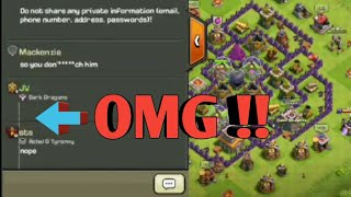 Chat glitches you did not know! |Clash Of Clans