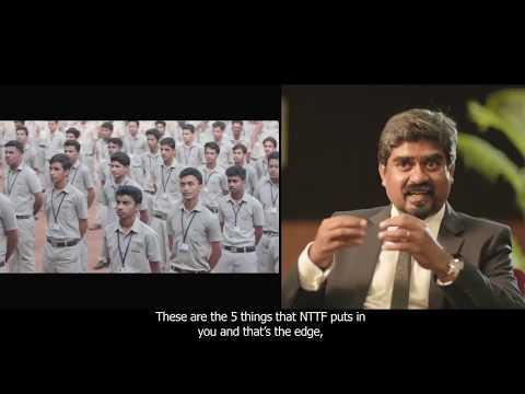 NTTF Making Student Job Ready & Future Ready