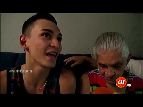 Bayron el mejor bailarín de jazz de Costa Rica