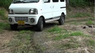 Repeat youtube video Japanese Mini Truck Forest Auto Factory FAF-DA62 エブリィ デモカー
