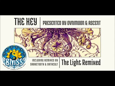 The Key - Tridimensional Abstractions (Datacult Remix) [The Light Remixed EP]