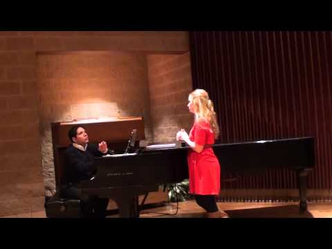 Dr. Jess Munoz Teaching: Post-Undergraduate Soprano