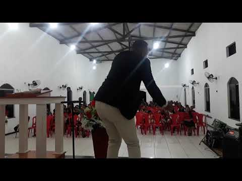 MINISTRACÃO CONGRESSO DE JOVENS  UMADEL DE GODOFREDO VIANA  DA IGREJA  EL- SHADAY