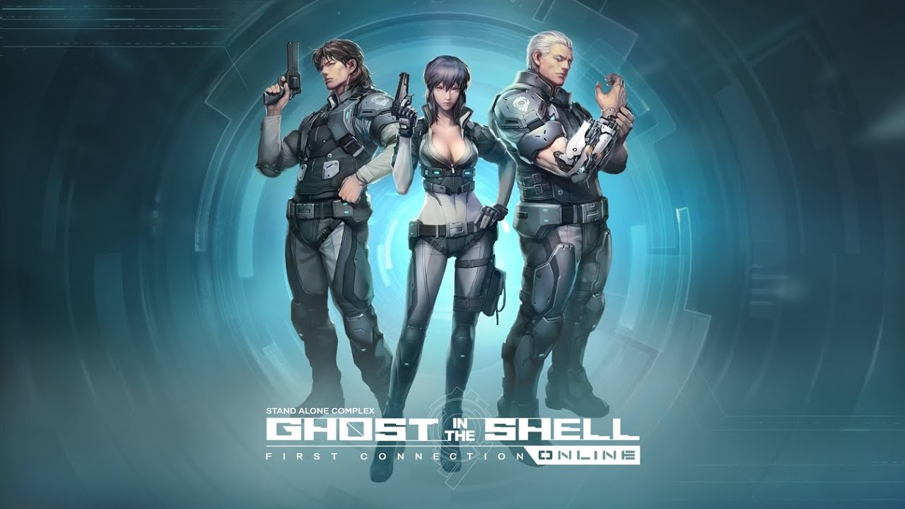 Ghostin The Shell