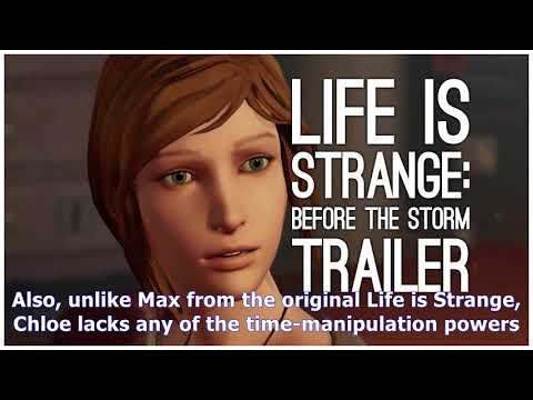 When the next episode of life is strange: before the storm is coming