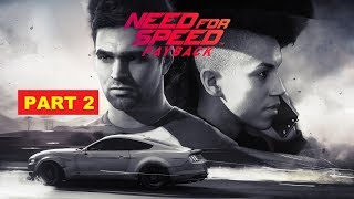 Need for Speed Payback Gameplay Walkthrough Part 2 - League 73 (NFS Payback 2017) Full Game