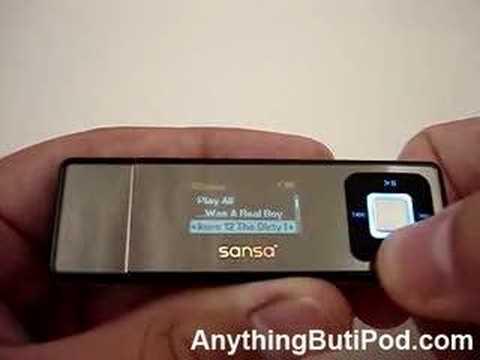 SANSA EXPRESS MP3 PLAYER DRIVERS