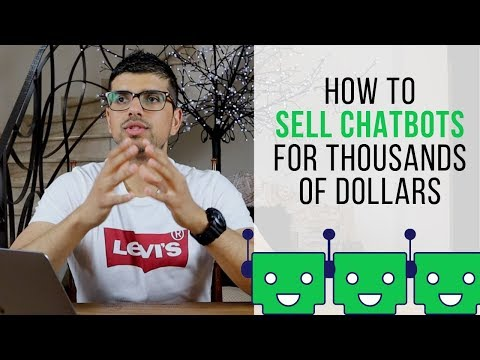 3 Step Process - How To Sell Chatbots For Thousands Of Dollars