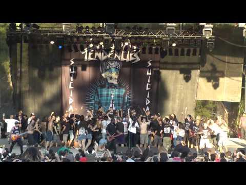Suicidal Tendencies - Pledge Your Allegiance 8 Jul 2013 Rockwave, Athens, Greece