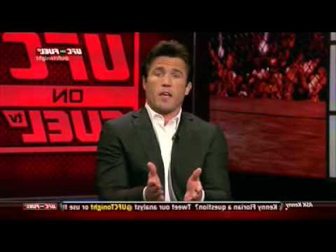 Chael Sonnen Responds to Rampage : 'You're not on my level.'