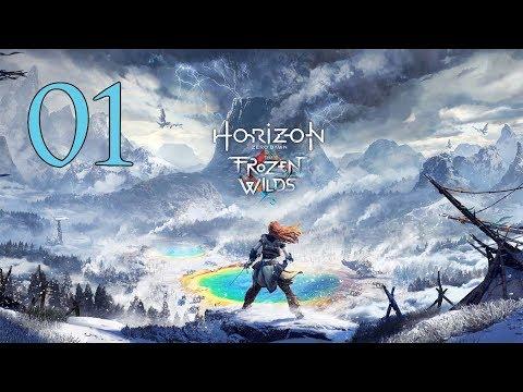Horizon Zero Dawn: The Frozen Wilds - Gameplay Walkthrough Part 1: Into the Cut