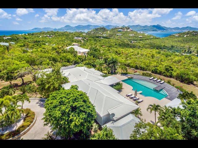 Luxury Villa Sol E Luna St Martin, Terres Basses, Caribbean