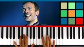 "How To Play ""Violet Hill"" Piano Tutorial (Coldplay)"