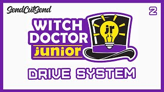 Episode 2 - Drive System (Motors and Speed Controllers) // Witch Doctor Junior BattleBots Class