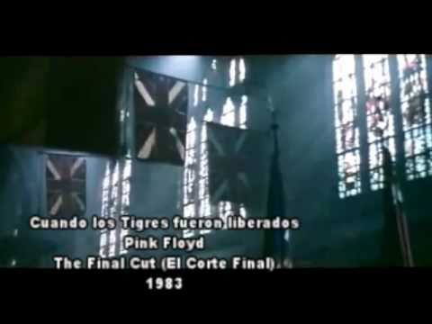 Pink Floyd - When The Tigers Broke Free VIDEO (Spanish Subtitles - Subtítulos en Español)