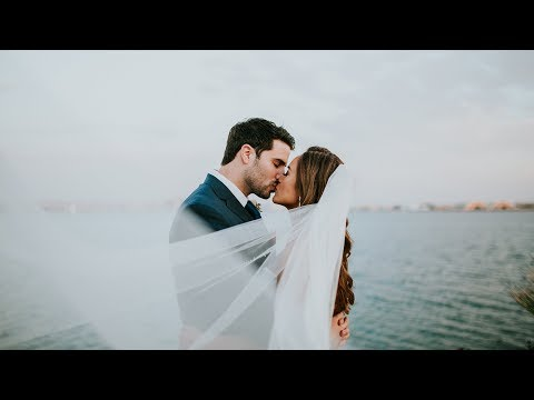 Cinematic San Diego Wedding Film 4K (California Videographer)