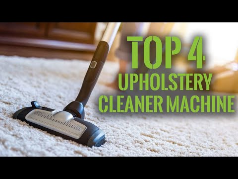 Top 4 Best Upholstery Cleaners Of 2020.