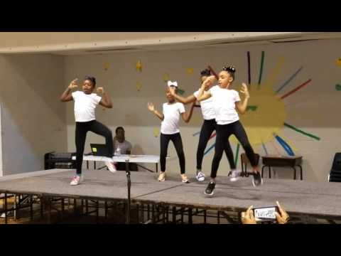 """Keke Taught me"" The Angels at the LSY talent Show-Song by Brooklyn Queen"