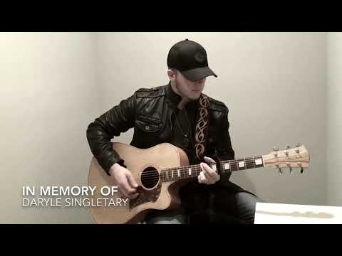 Daryle Singletary- I Let Her Lie (Gyth Rigdon Cover)