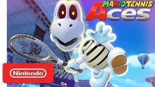 Download Mario Tennis Aces - Dry Bones - Nintendo Switch Mp3 and Videos
