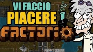Alieni e Materiale da Ricerca! Factorio E2