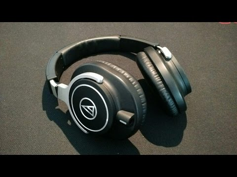 Z Review - Audio Technica ATH-M70x (Murder Cans)