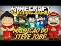 Minecraft: MALDIÇÃO DO STEVE! (Survival Games)