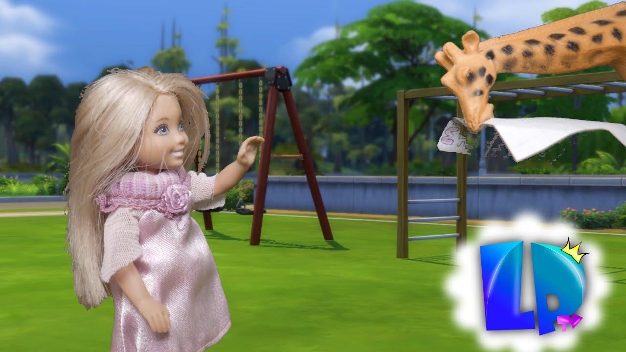 Download Rodzinka Barbie - Pechowy dzień Toli Odc. 159. The Sims 4\ Bajka dla dzieci po polsku.