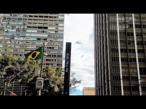 Sao Paulo, Brasil - LA MEGALOPILIS DE SUR AMERICA 2017