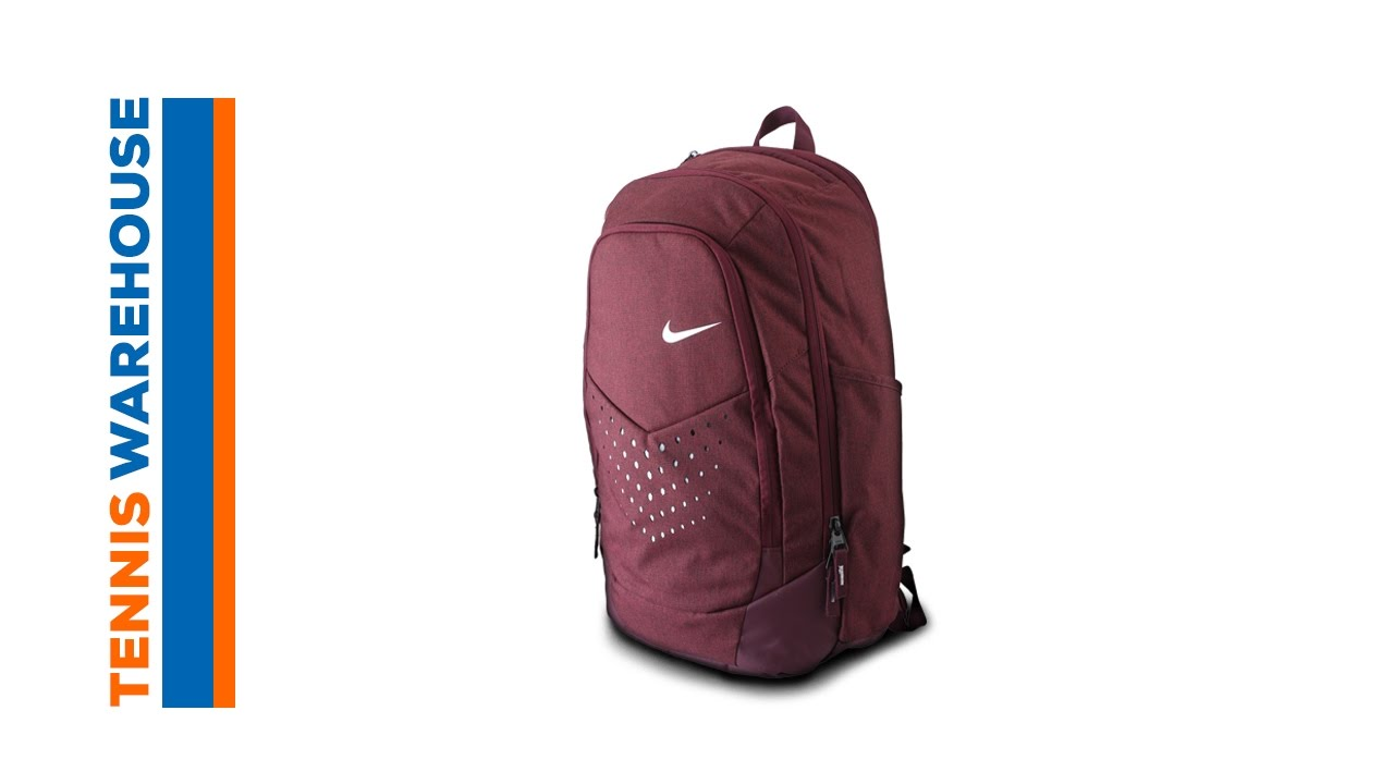 638839bfdd153 Nike Vapor Energy Backpack - YouTube