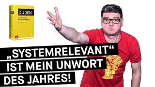 """""""systemrelevant"""" oder """"nicht systemrelevant"""", das ist hier die frage. auf den rest können wir getrost verzichten, grantelt monaco f. f bayerischer..."""