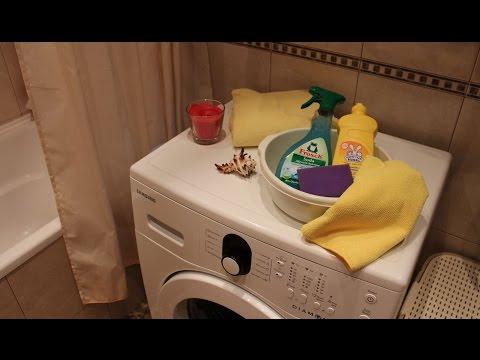 Как устранить неприятный запах в стиральной машине.