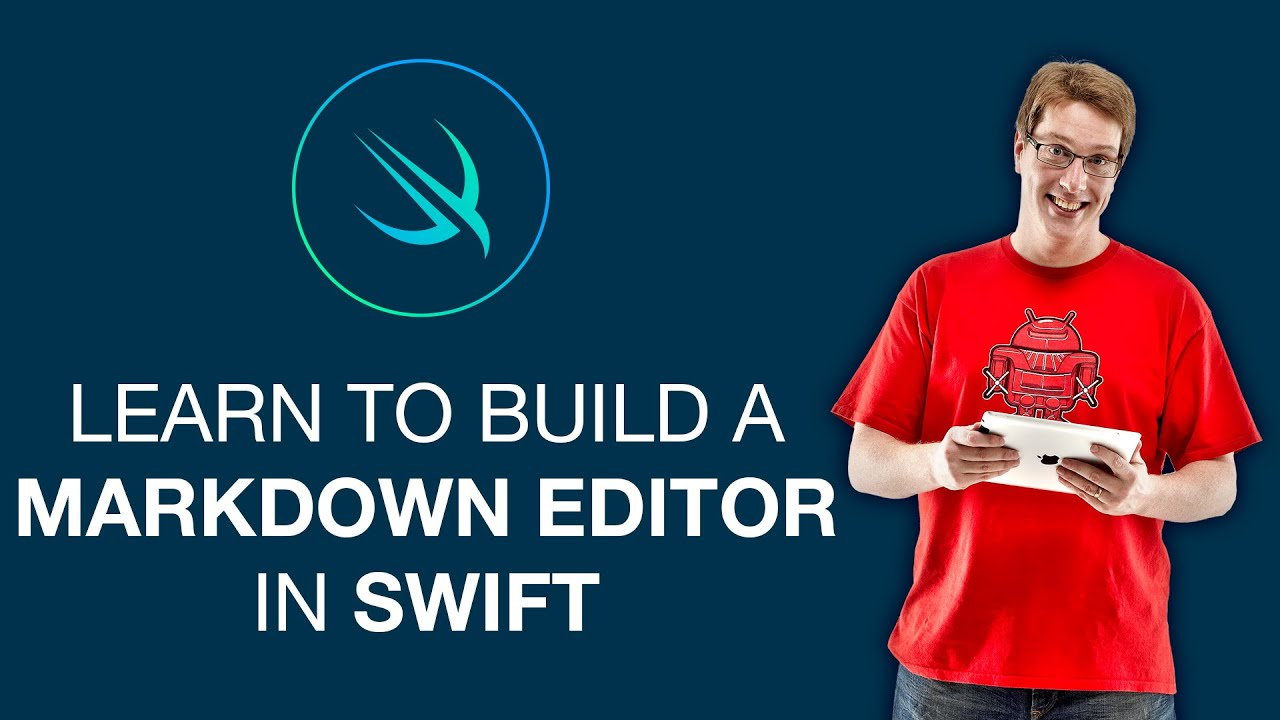 Building a multi-screen Markdown renderer – Swift on Sundays April 7th 2019