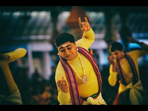 'Shiva Sankalpamu' Dance Presentation by the Prasanthi Dance Group - 06 Mar 2016