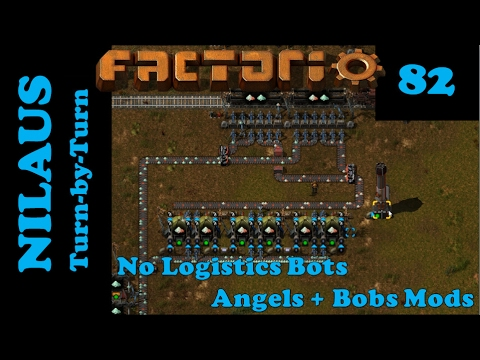 Factorio S6E82 - Lithium Chloride and Lithium Perchlorate